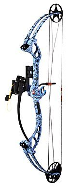 PSE Wave Bow Fishing Compound Bow RTS Package | Bass Pro Shops