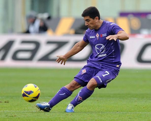 David Pizarro - Fiorentina