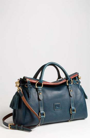 Dooney & Bourke Florentine Vachetta Leather Satchel available at #Nordstrom
