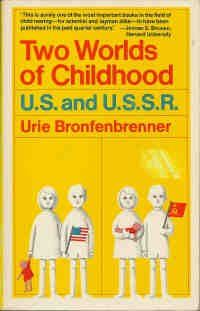 Two Worlds of Childhood: U.S. and U.S.S.R.:   In this landmark experimental study, Urie Bronfenbrenner, Professor of Human Development and Family Studies at Cornell University, Provides insights into childhood development through an incisive comparison between American and Soviet education that clearly illustrates the basic methods in each country. Dr. Bronfenbrenner finds that the Soviet child, both in and out of school, grows up in an enviroment that encourages him to look beyond his...