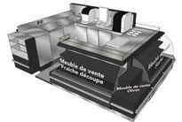 Le #sushikiosk : dès 8m², amovible, aménagement avec les machines, conseils, animation commerciale... @SakuraFranceService vous propose une solution clé en main pour votre kiosque à sushi. Contactez-nous vite au 04 78 84 20 04 ou par email à contact@robot-sushi.com