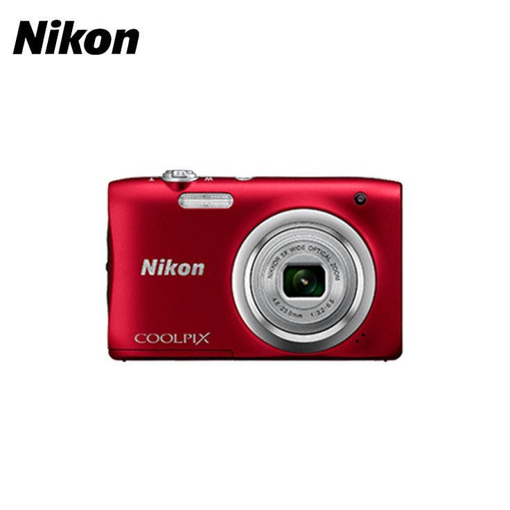 Cheap coolpix, Buy Quality coolpix camera Directly from China Suppliers:Фотокамера Nikon CoolPix A100