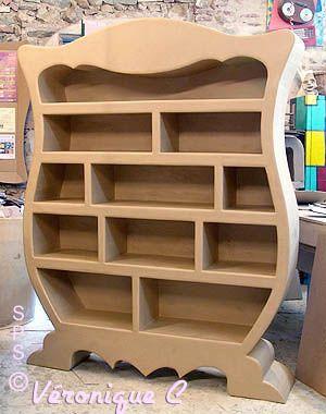 Cardboard furniture ! How insane