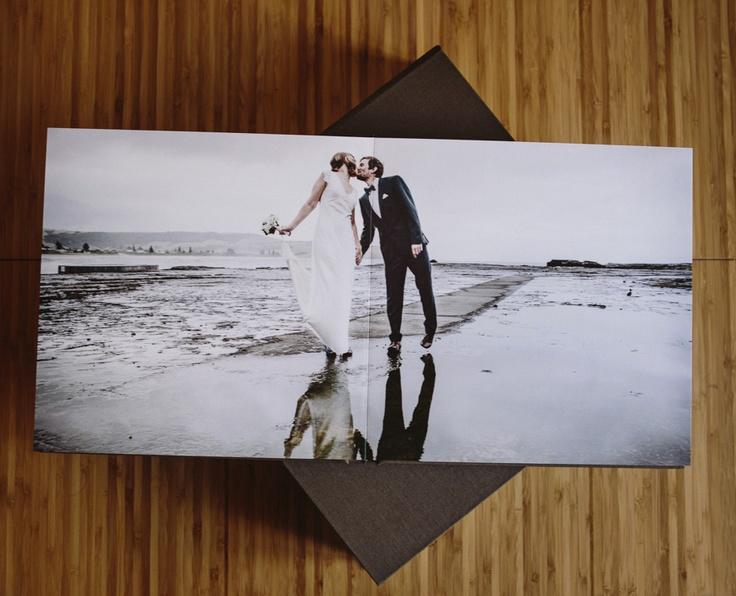 Album de mariage / flat lays