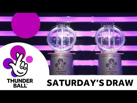 The National Lottery 'Thunderball' draw results from Saturday 5th August 2017 - http://LIFEWAYSVILLAGE.COM/lottery-lotto/the-national-lottery-thunderball-draw-results-from-saturday-5th-august-2017/