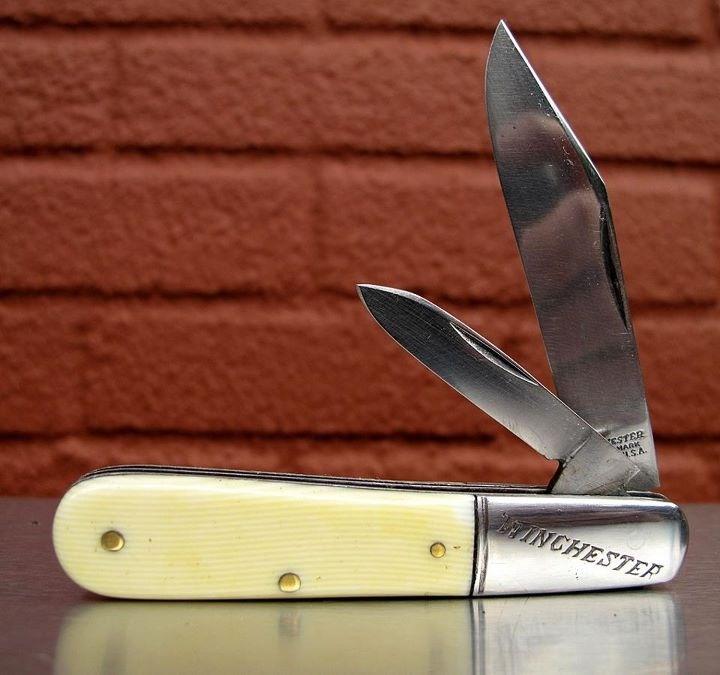 winchester pocket knife values