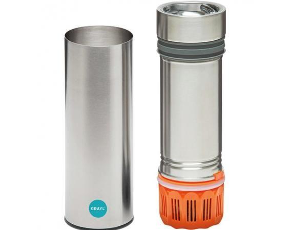 Grayl Legend Ultralight Water Purifier - Bottle | Vermont's Barre Army Navy Store