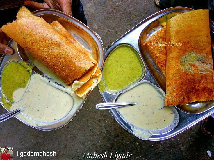 Via @ligademahesh -  #dosa #dslrofficial #maharashtra_desha #acreativevisual #streetfood #insta_maharashtra #indiapictures #coffee #mysimpleclick #eat #click_vision #coffeetime #breakfast #_soimumbai #_soi #indianphotography #desi_diaries #indiaclicks #creative #foodgasm #eathealthy #things2doinmumbai #MoodyGrams #indian_photography_hub #Mumbai #mumbaifoodie #StreetsOfMaharashtra #food #photojaanicfood