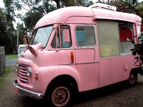 Image result for commer karrier ice cream van