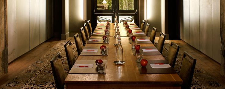 Tags: Private Dining Rooms San Francisco Financial District, Ritz Carlton San  Francisco Private Dining ...