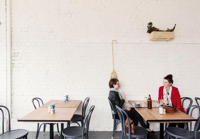 Tall Timber Cafe I Broadsheet
