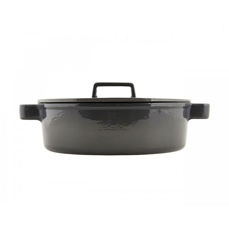 Sauté Pan With Lid - 4.8 litre