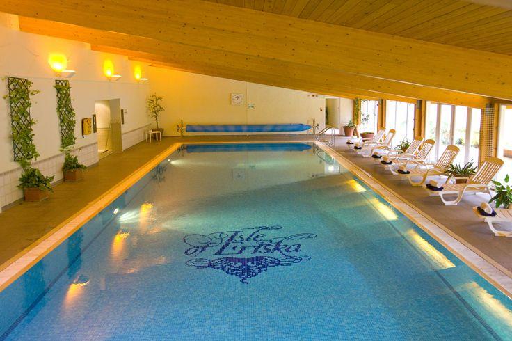 Swimming Pool At Isle Of Eriska 39 S Espa Spa Scotland