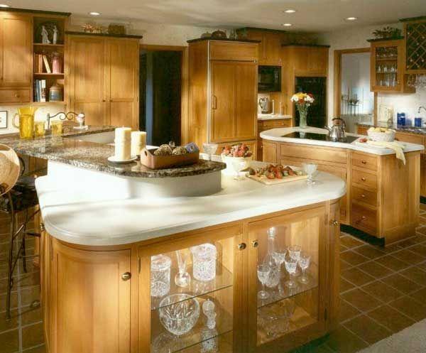 huge kitchen with islands - Multi Kitchen Ideas