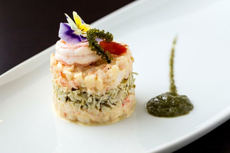 Shrimp tartar