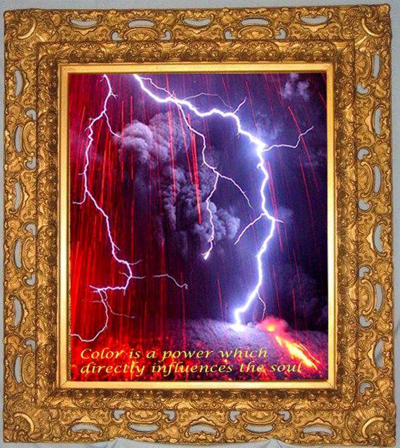 Art Poster Lampo 11 x 17 di WorldPear su Etsy, $15,00