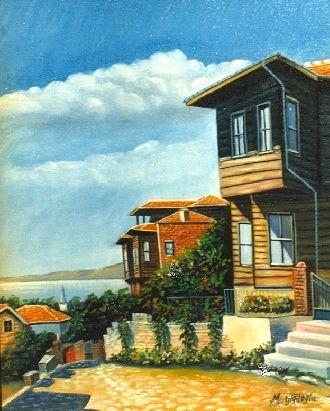 BEYKOZ Ressam Mahmut YİĞİTOĞLU