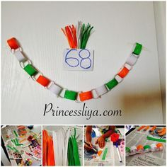 Craft Ideas For India Independence Day And Republic