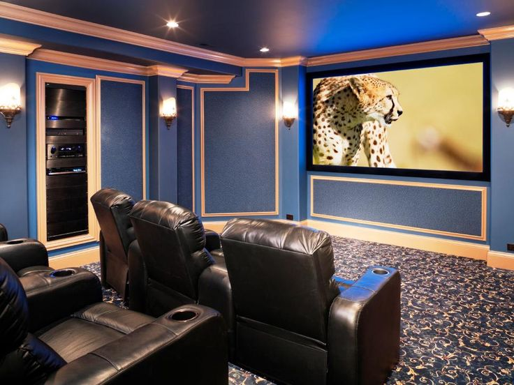 37 Best Home Theaters / Media Rooms Images On Pinterest | Cinema Room, Game  Rooms And Home Theater Design Part 26
