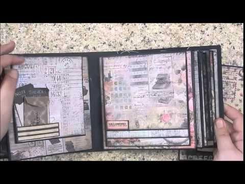 Prima Romance Novel Mini Album - YouTube