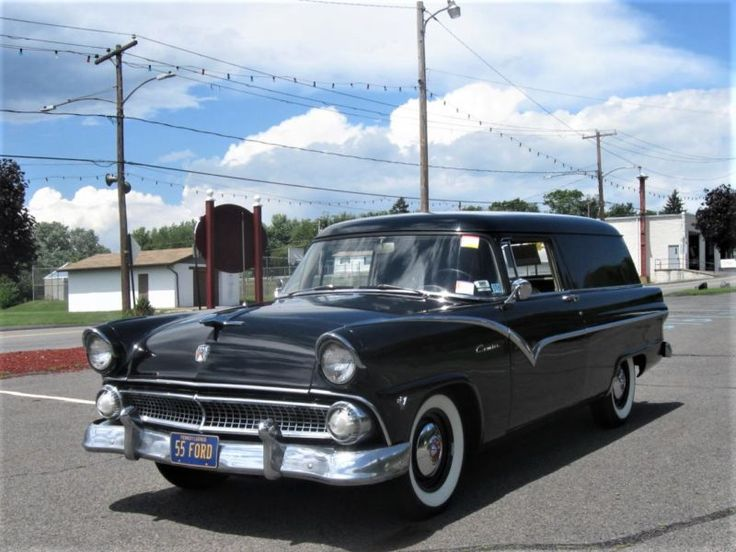 1955 Ford Ford Courier Deluxe