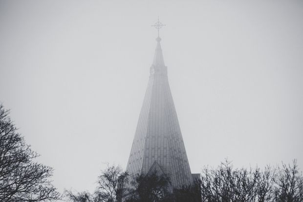 Morning fog. Photo Pernilla Hed
