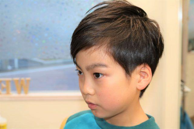 小学生男の子 キッズの髪型 ヘアスタイル人気57選 かっこいい おしゃれなメンズ髪型ヘアスタイル サロンセブン 髪型 男の子 髪型 ボーイズヘアカット