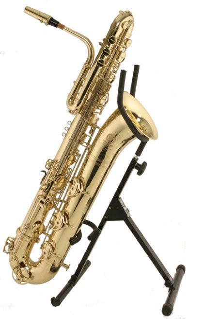 International Woodwinds 661 Bass Saxophone