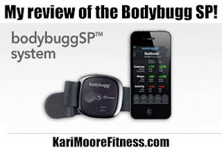 Thinking about getting a Bodybugg? Check out my review!