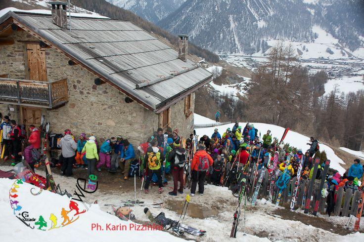 La Skieda 2013_Transumanza