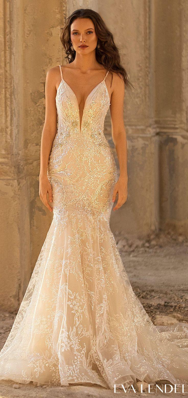 29+ Used eva lendel wedding dress ideas