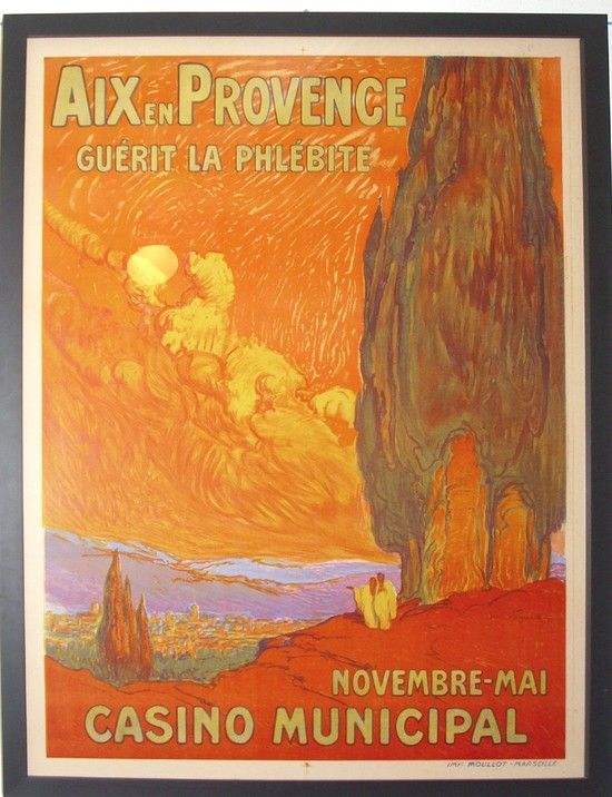 Bijoux Vintage Aix En Provence : Images about art deco posters on flying