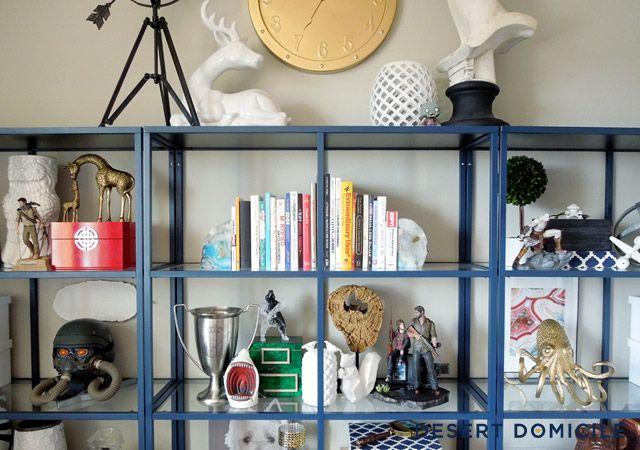 IKEA Vittsjo Shelving Units: Geek Chic Style