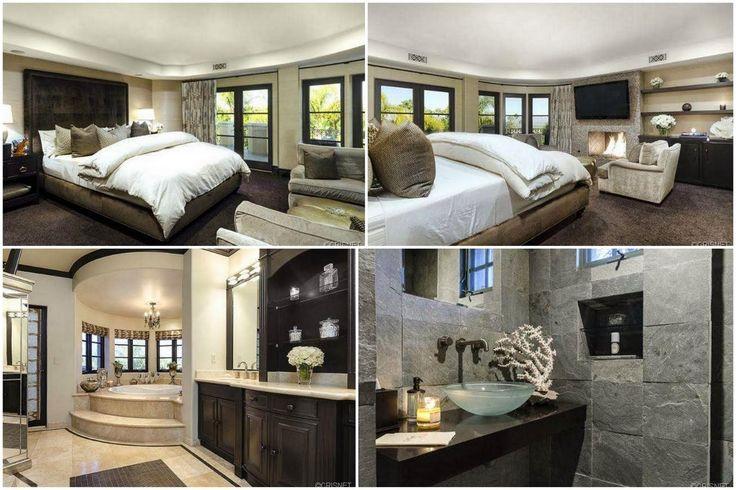 Khloe Kardashian New House Interior Google Search Master Bedroom Pinter