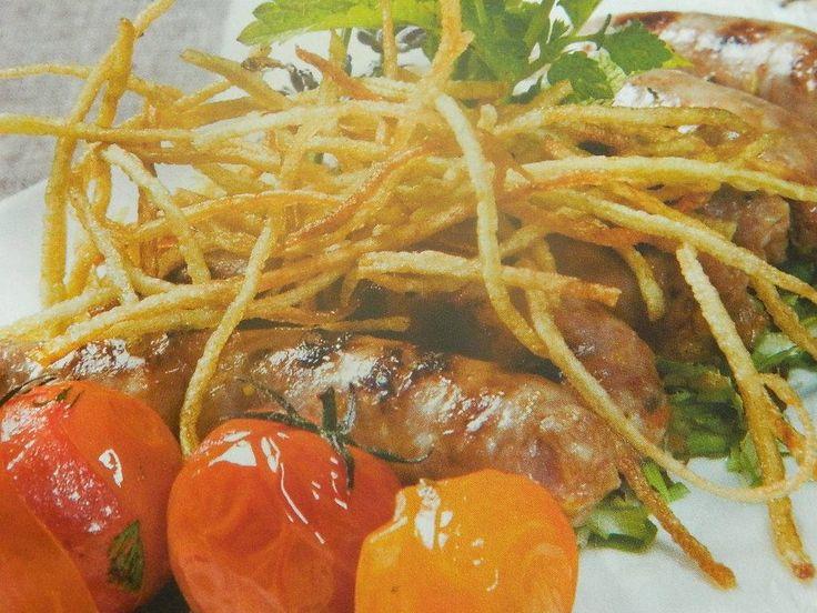 Izgara sosis tarifi, yemekgemisi.com #ızgara #sosis #aperatifler