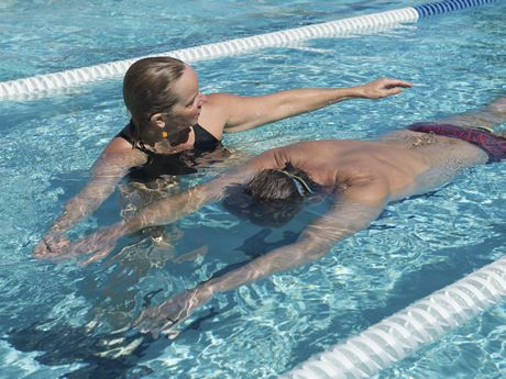 Your swim technique doesn't have to be your weak link in triathlon. Use these five drills to practice like the pros.