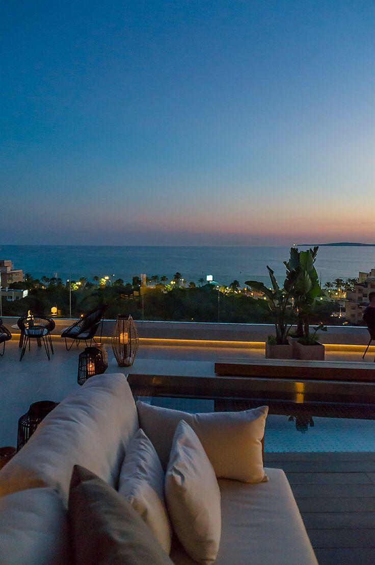 Katagi Blau – Mallorca Restaurant & Rooftop Bar für den perfekten Sundowner an der Playa de Palma