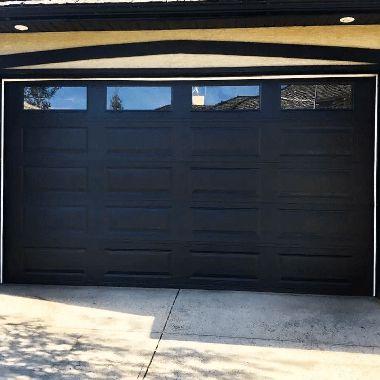 Part 3 How To Enclose A Metal Carport Installing Garage Door On Carport Garage Door Installation Garage Doors Metal Carports