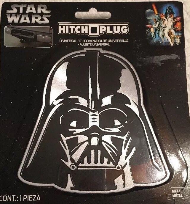 Star Wars Darth Vader Universal Fit Car Truck Hitch Plug  | eBay