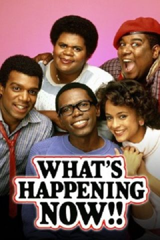 What's Happening Now (1985-1988) Original Channel : ABC | Seasons : 3 | Episodes : 66 | Cast : Ernest Thomas, Haywood Nelson, Fred Berry, Shirley Hemphill, Ann Marie Johnson, Renia King, Danielle Spencer, Martin Lawrence, Ken Sagoes.