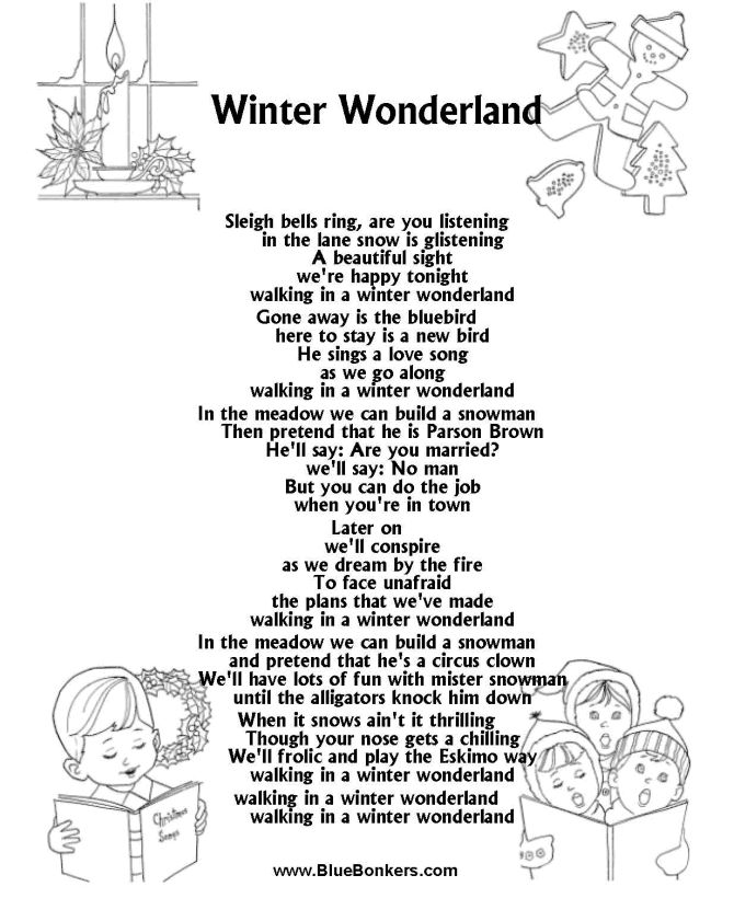 Lyrics to Funny Christmas Songs - Coolest Holiday Parties