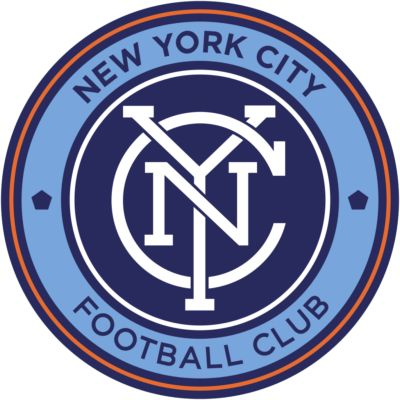 MLS logo for New York City FC  #mls #logo #design