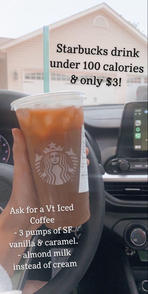 Healthy Cheap Starbucks Drink Healthy Starbucks Drinks Sugar Free Starbucks Drinks Starbucks Drinks Recipes