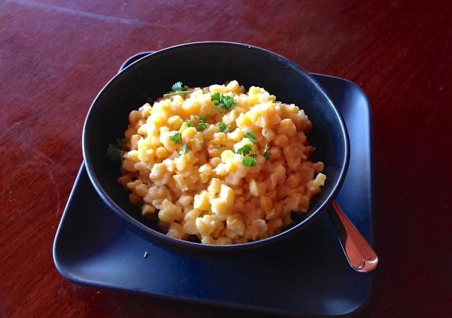 ***Slow-cooker method is the best*** Basic method for cooking cracked hominy corn, a versatile and traditional ingredient in South American cooking.