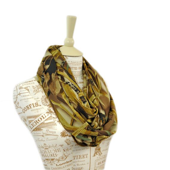 RealTree Scarf Wetlands Camo Infinity by ForgottenCotton on Etsy, $22.00 duck dynasty real tree camouflage