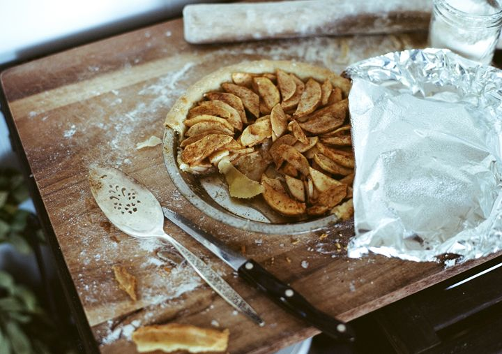apple pie by katie + nathan williams