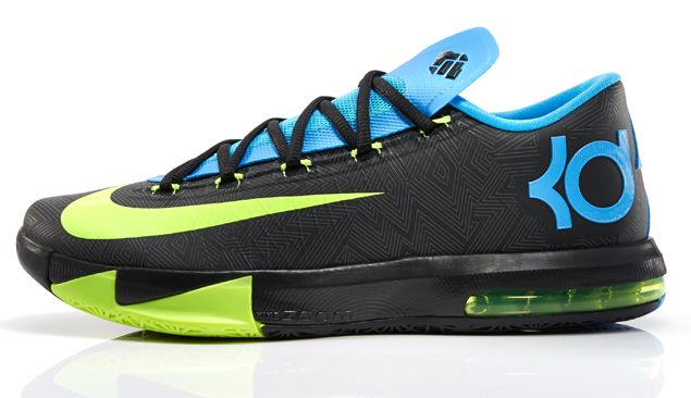 """Dubbed """"Awawy II,"""" Kevin Durant's second colourway of the KD VI will soon arrive at retailers on January 11. Designed.."""
