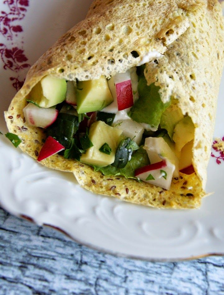 Tortille bez glutenu, z błonnikiem witalnym w 2 wiosennych wersjach