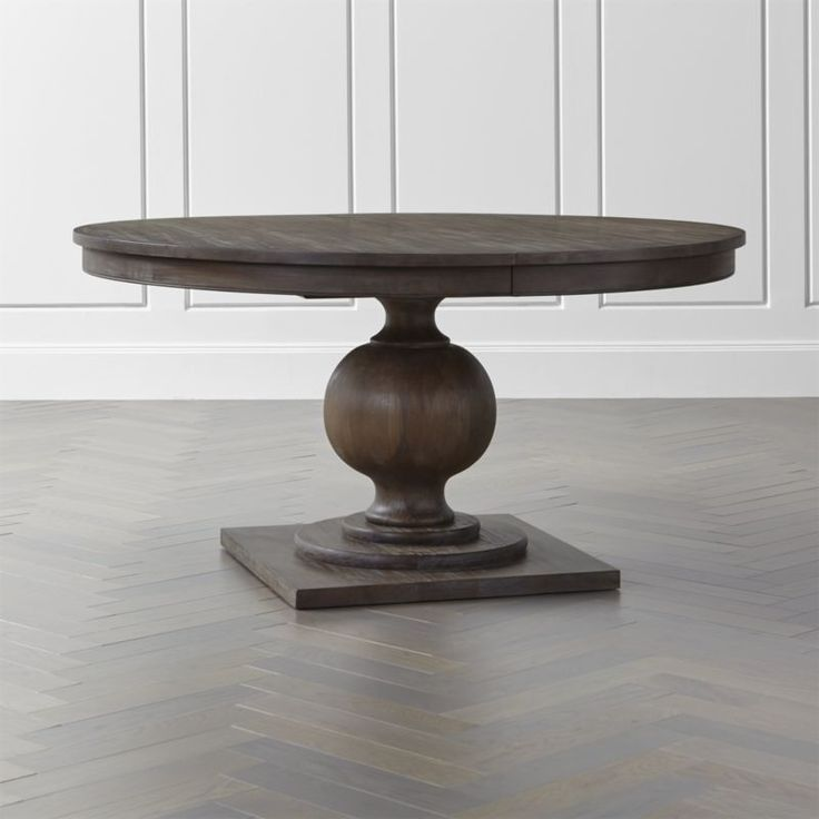 Shop Winnetka Light Mahogany Round Extendable Dining Tables.  Winnetka elevates the dining room with its classic, elegant presence.