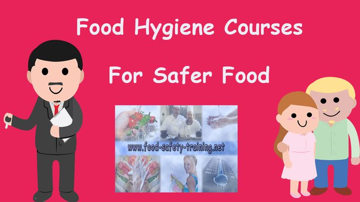 Food Hygiene Courses for Safer Food